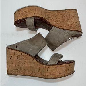 Sam Edelman | Dali Platform Wedge Sandals